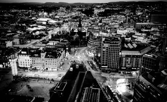 Oslo in November