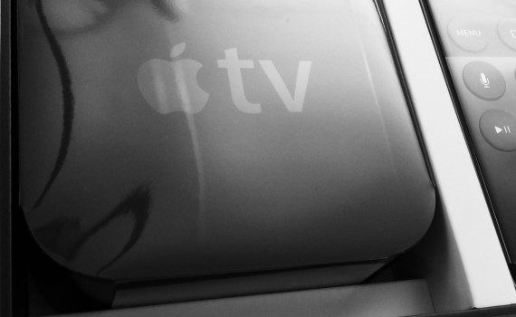 Apple TV4 Unboxing